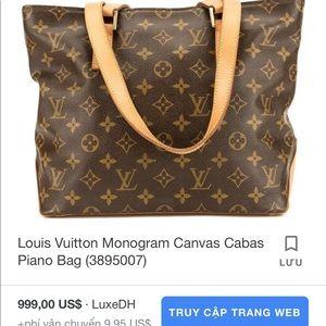 Louis Vuitton Bags - Authentic Louis Vuitton handbag